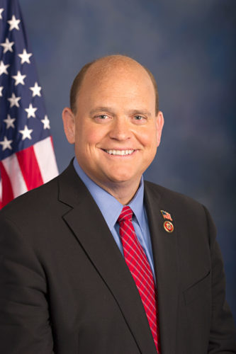 """This is a discretion that the president can utilize. We're still going to be the land of the free. We're still going to be the land that welcomes people."" U.S. Rep. Tom Reed"