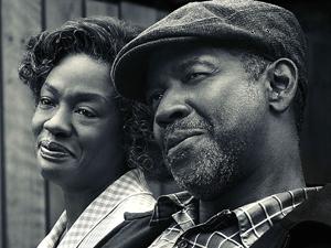 "Submitted Photo ""Fences"" stars Viola Davis and Denzel Washington."