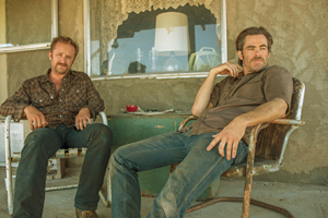 """Submitted Photo """"Hell or High Water"""" will be screened Wednesday in Jamestown."""