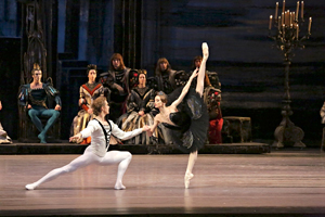 Submitted Photo The Bolshoi Ballet beloved classic Swan Lake will be shown at the 1891 Opera House Saturday at 1 p.m.