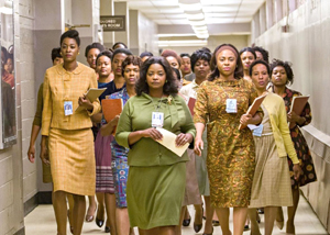 """Submitted Photo """"Hidden Figures"""" will be shown Saturday and Tuesday nights at the Fredonia Opera House."""