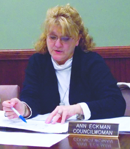"""""""While I'm still very concerned about the impact to our businesses in the town of Pomfret and in the village, they've done the best they can to address our concerns,"""" said Pomfret Councilwoman Ann Eckman."""