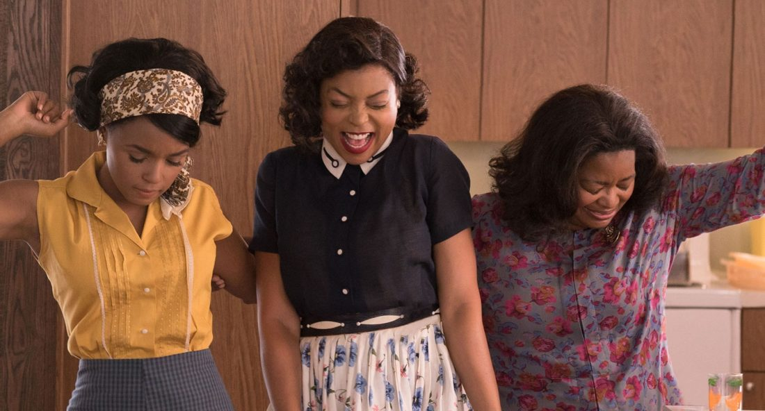 Submitted Photo Lion and Hidden Figures, Oscar nominees, will be screened at the Reg Lenna Center for the Arts on March 15 and 18 respectively.