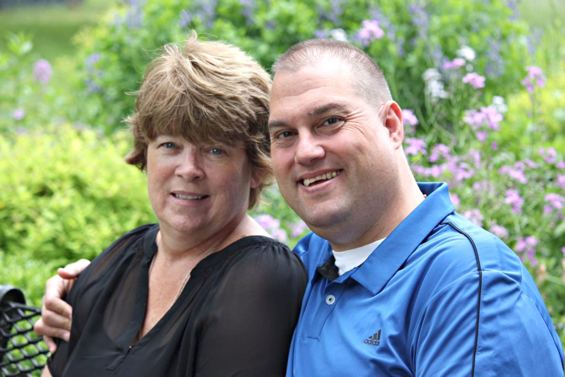 Jill and David Smith