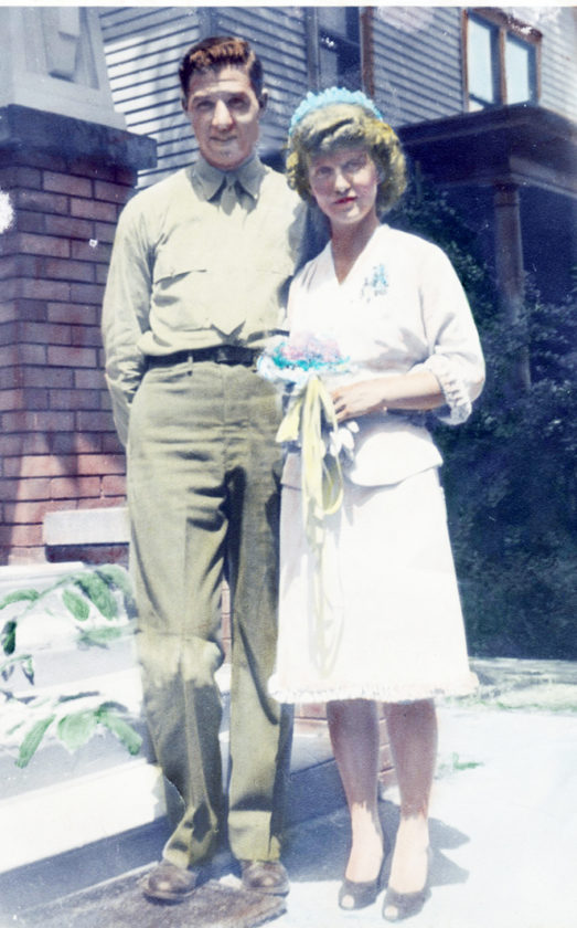 mom and dad Orcutt