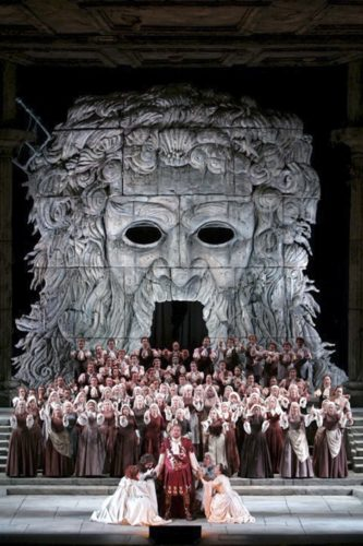Submitted Photo Live at the Met, the Metropolitan Opera's award-winning series of live, high definition (HD) opera transmissions to theaters around the world, continues its 2016-17 season at the 1891 Fredonia Opera House on Saturday, March 25, at 1 p.m., with Wolfgang Mozart's Idomeneo.