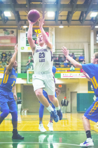 OBSERVER File Photo Pictured is Chautauqua Lake's Devin Pope, who was recently named the Chautauqua Cattaraugus Athletic Association West I's Most Valuable Player. Pope averaged 32.1 points, 6.6 rebounds, 5.1 steals and 3.3 assists per game this past season.