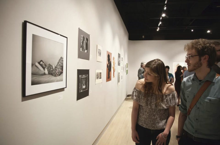 Submitted Photo The opening of the JCC student art and design show at Weeks Gallery will begin April 20 at 6 p.m.