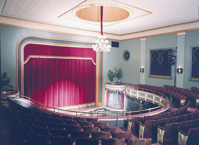 Submitted Photo The Fredonia Opera House has been named a Sparrk Award finalist.