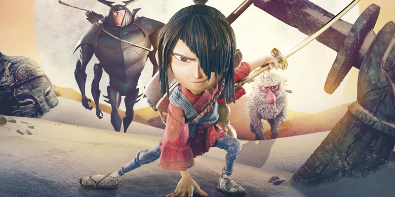"Submitted Photo ""Kubo and the Two Strings"" was nominated for an Academy Award."