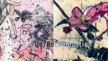 "Submitted Photo: The Patterson Library Octagon Gallery in Westfield is presenting Sara Baker Michalak and Jeannette McDunnah in ""De/Recomposition"" until May 12."