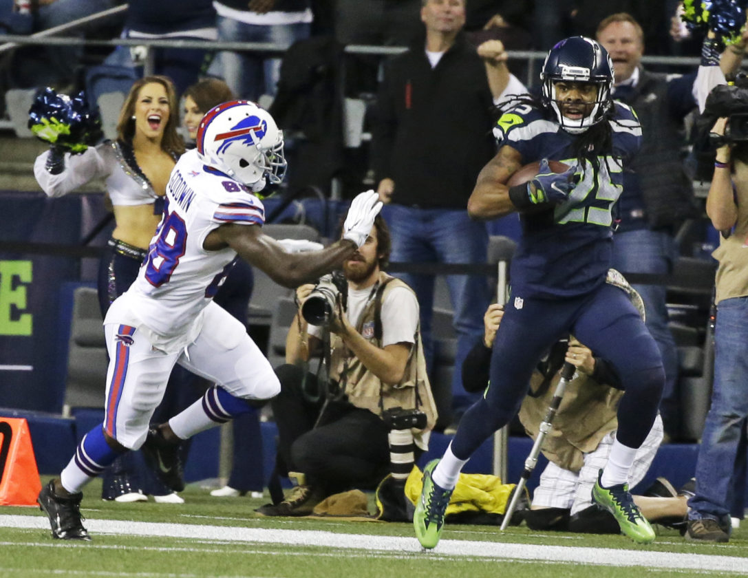 Dave Boling: Sloppy, struggling, inconsistent, the Seahawks somehow win again