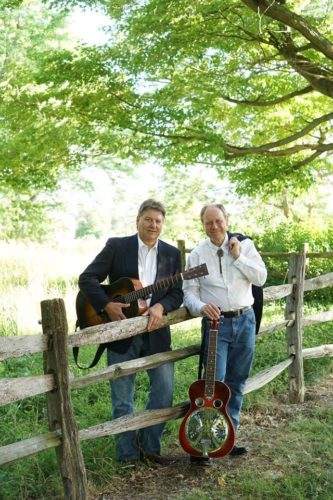 "Chris and Mark Panfil, performing as the Panfil Brothers, will be featured in the Thursday, Dec. 8, edition of Trinity Guitars' ""Back Room Radio Hour"" — a WRFA-LP 107.9 FM-affiliate — beginning at 7 p.m. Submitted photo"