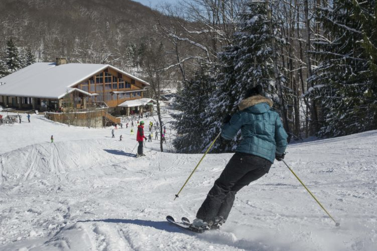 The Holiday Valley Resort in Ellicottville is planning to reopen to the public on Friday, after warmer weather forced its closing last weekend. Submitted photo