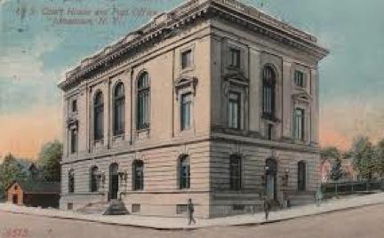 Jamestown Post Office ...