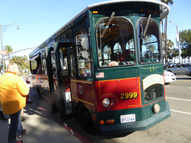 Traveling through San Diego by train to Santa Barbara and Solvang. Submitted photos