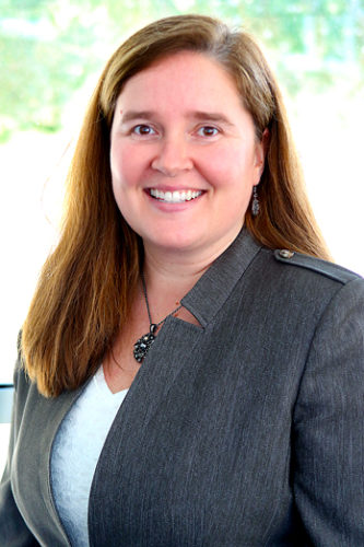Jamestown native Mary Glance has been named executive director of human resources at Middlesex Community College in Massachusetts.  Submitted photo