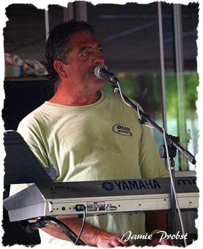 Steve Strickland achieved success as a performer alongside his wife, Barbara Jean, and with the bands Gotham Rose and Smokehouse. He can currently be seen performing in the area solo and with members of the Steve Strickland Duo. Submitted photo by Jamie Probst