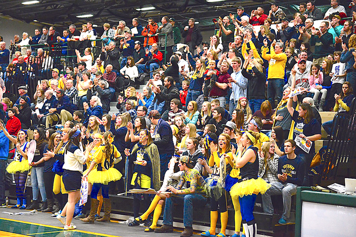 Jcc gym is place to be for high school playoffs news