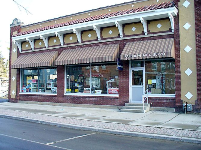 Randolph Auto Supply, located at 18 Jamestown St. in Randolph. The store celebrated its 40th anniversary in October 2016.  Submitted photo