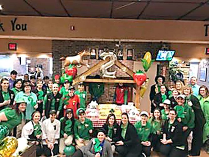 Wegmans has been named to the 2017 Fortune 100 Best Companies To Work For List for the 20th consecutive year. Submitted photo