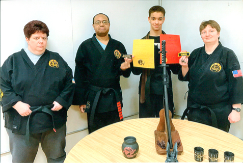 Karate-promotion