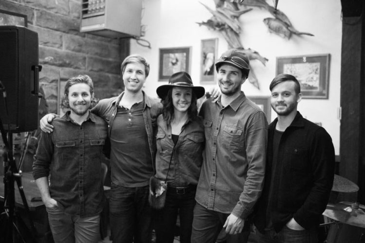 """Trinity Guitars' """"Back Room Radio Hour"""" will feature performances by Amanda Barton and Company Townes in the live taping of its 27th installment at 800 W. Third St. in Jamestown on Thursday, April 13. Submitted photos"""
