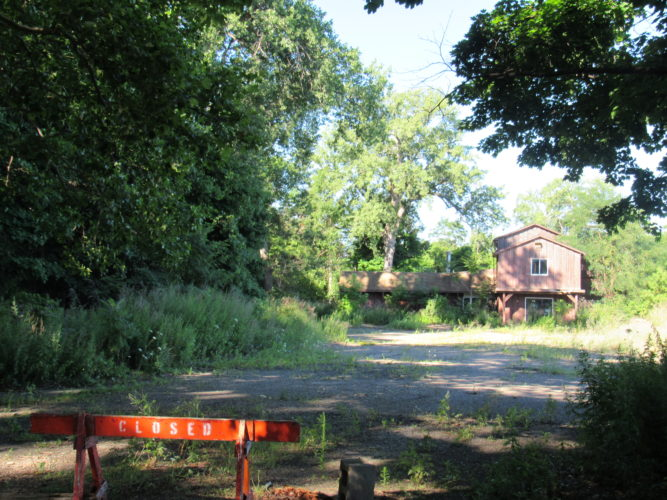 The Chautauqua County Land Bank Corp. is working with village of Silver Creek officials on the zoning for the future redevelopment of the former Hideaway Bay property. Submitted photo