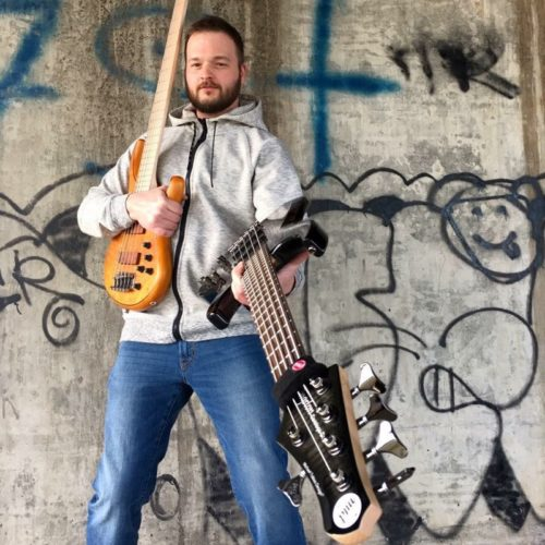 ­­Ryan Ecklund has spent almost two decades performing in groups in the area.