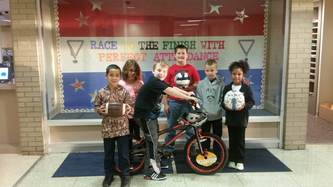 North-Elementary-Attendance-winners