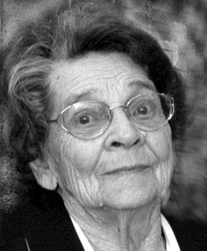 Lucille Adkins Miller