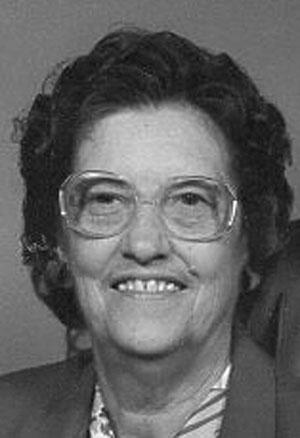 Virginia E. 'Jenny' Cagot