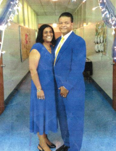 Pastor Darren and LaTonya Rogers