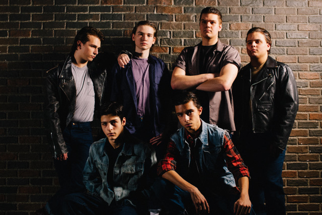 "Lincoln Park Performing Arts Center, Midland,  presents ""The Outsiders"" Feb. 24 to March 5 in the Black Box Theater. Performances are 7:30 p.m. Friday-Saturday and 2 p.m. Sunday matinees. Tickets are $15 and $20 and available by calling 724-576-4644 (option 2 for the box office) or online at www.LincolnParkArts.org. (Submitted photo)"