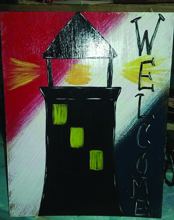 """The Beacon Association is having a """"Paint & Sip"""" fundraiser 6:30 p.m. April 12 at 202 Maplewood Ave., East Liverpool. Melissa Backus will instruct attendees in painting a lighthouse. Cost is $25 per person. BYOB. Proceeds go toward The Beacon Association to help fund community events such as Special Olympics, Relay for Life, Pottery Festival, city cleanups, future scholarship funds for local students, assist needy families and community organizations, the EL Christmas Parade and Light-Up Night. Registration and payments accepted 2-4 p.m. April 1 at the Maplewood Avenue address and on the day of the event. For information, call Paula Vaughn (330-853-8630) or Maddie Kidder (330-708-9225). (Submitted photo)"""