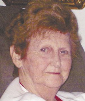 Hilda Grace McMillin