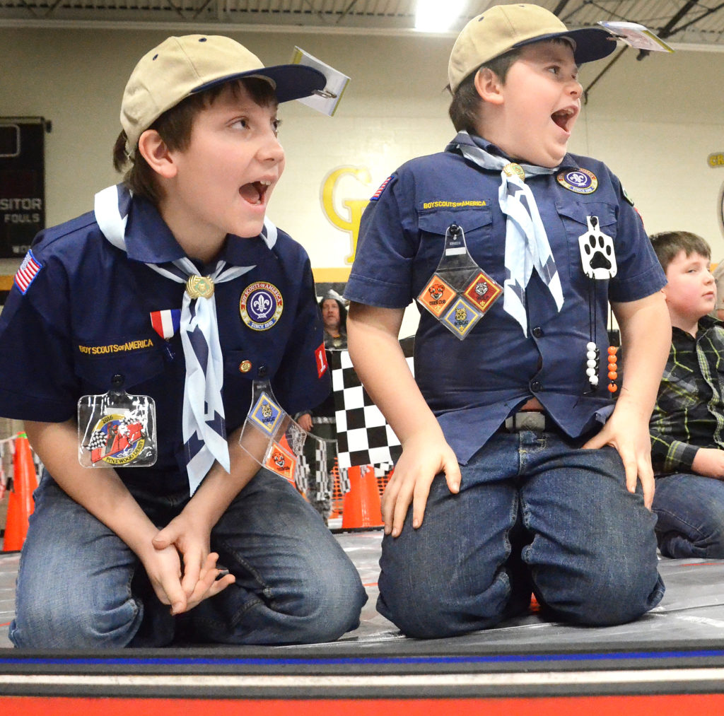 Pinewood Derby 11 pat
