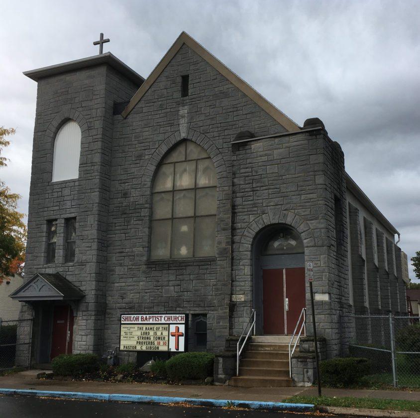JIM CARPENTER/Sun-Gazette Shiloh Baptist Church.