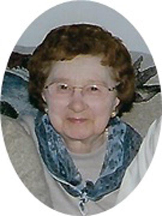 Winifred I. 'Winnie' Bidlespacher