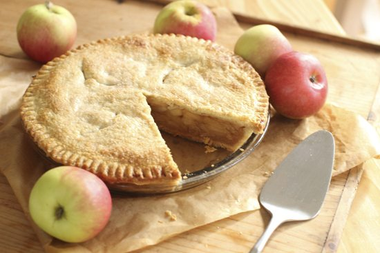 ASSOCIATED PRESS Apple pie ingredients are few and elemental: apples, of course, along with sugar, flavoring and pie crust. But choosing the right apples is a serious business.