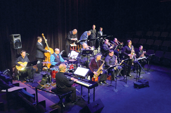 "PHOTO PROVIDED The Williamsport Jazz Orchestra will present ""Holiday Jazz"" 7:30 p.m. Dec. 16 and 17 at the Community Theatre, 100 W. Third St."
