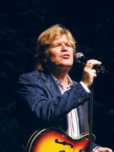 PHOTO PROVIDED Herman's Hermits, starring Peter Noone will be performing 7:30 p.m. Friday night, at the Community Arts Center, 220 W. Fourth St.