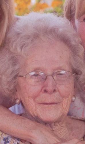 Bessie Arlene Hurley
