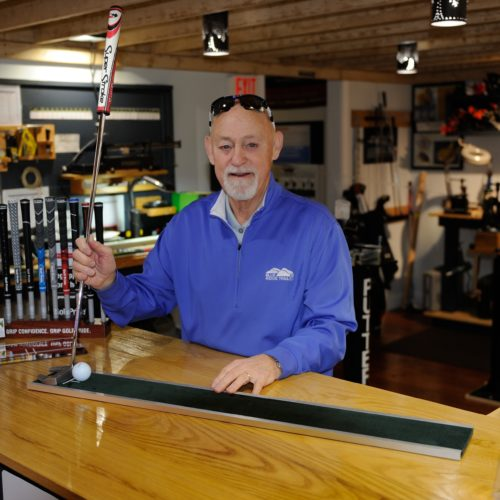 All serious golfers should have their equipment evaluated by a master clubfitter.