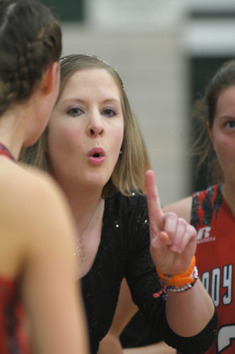 Shannon Pietroski's Sullivan County Griffins are the No. 1 seed in the District 4 Class A girls basketball playoffs.