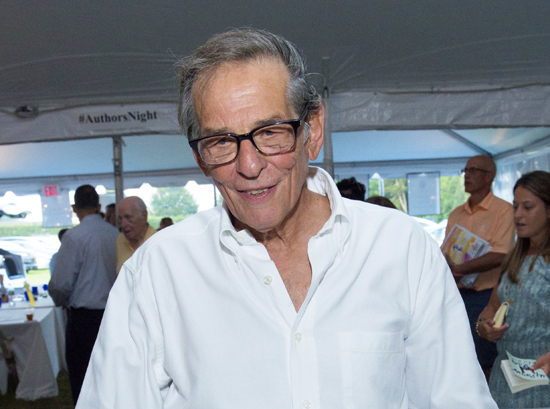 In this photo, author Robert Caro attends the East Hampton Library's 12th Annual Authors Night Benefit in East Hampton, N.Y. The Pulitzer Prize-winning historian is planning an audio-only release, ÒOn Power,Ó drawing upon his years as an investigative journalist and his research into the lives of President Lyndon Johnson and municipal builder Robert Moses. The book will be released through the audio producer Audible Inc., on May 9. (Photo by Scott Roth/Invision/AP, File)