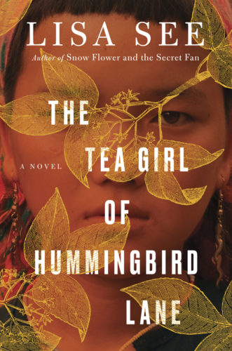 """This cover image released by Scribner shows """"The Tea Girl of Hummingbird Lane,"""" a novel by Lisa Lee."""