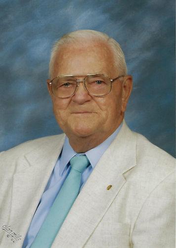 Omar E. DeWald