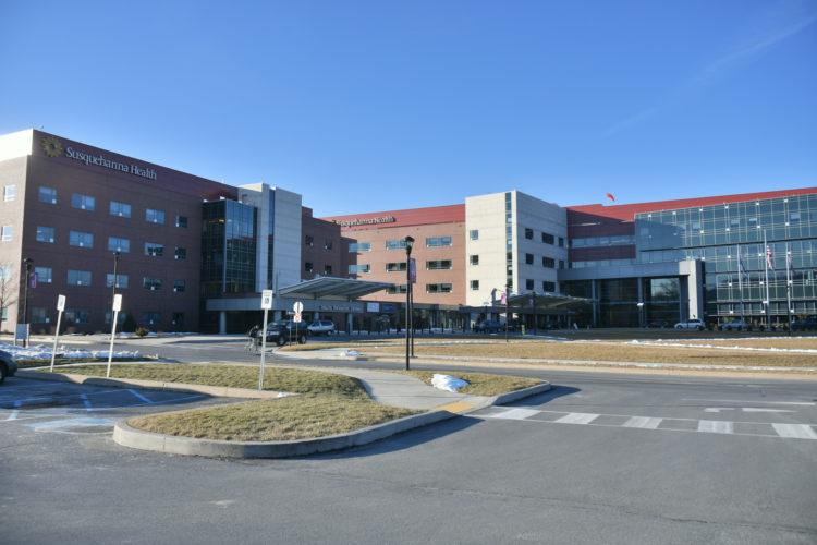 MARKNANCE/Sun-Gazette The UPMC Susquehanna Williamsport Regional Medical Center is one the facilities that serve the health-care needs of the area. A recent survey revealed that Lycoming County's overall health ranking has slipped from 29th to 46th in the state. Experts say many factors potentially come into play.