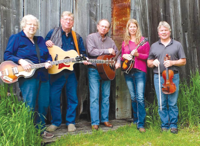 Courtesy Photo Music For You, comprised of Diane Madsen, Dick Reed, Greg Altman, Beth Strong and Donny Grabiel, will perform Jan. 17 at ACC's Granum Theatre.
